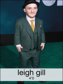 leigh gill
