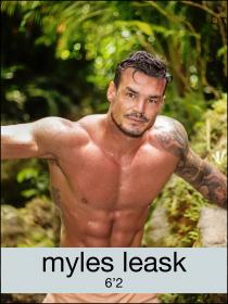 myles leask