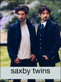 saxby twins