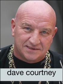 dave courtney
