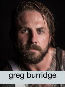 greg burridge