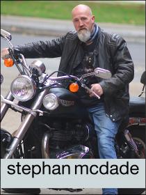 stephan mcdade
